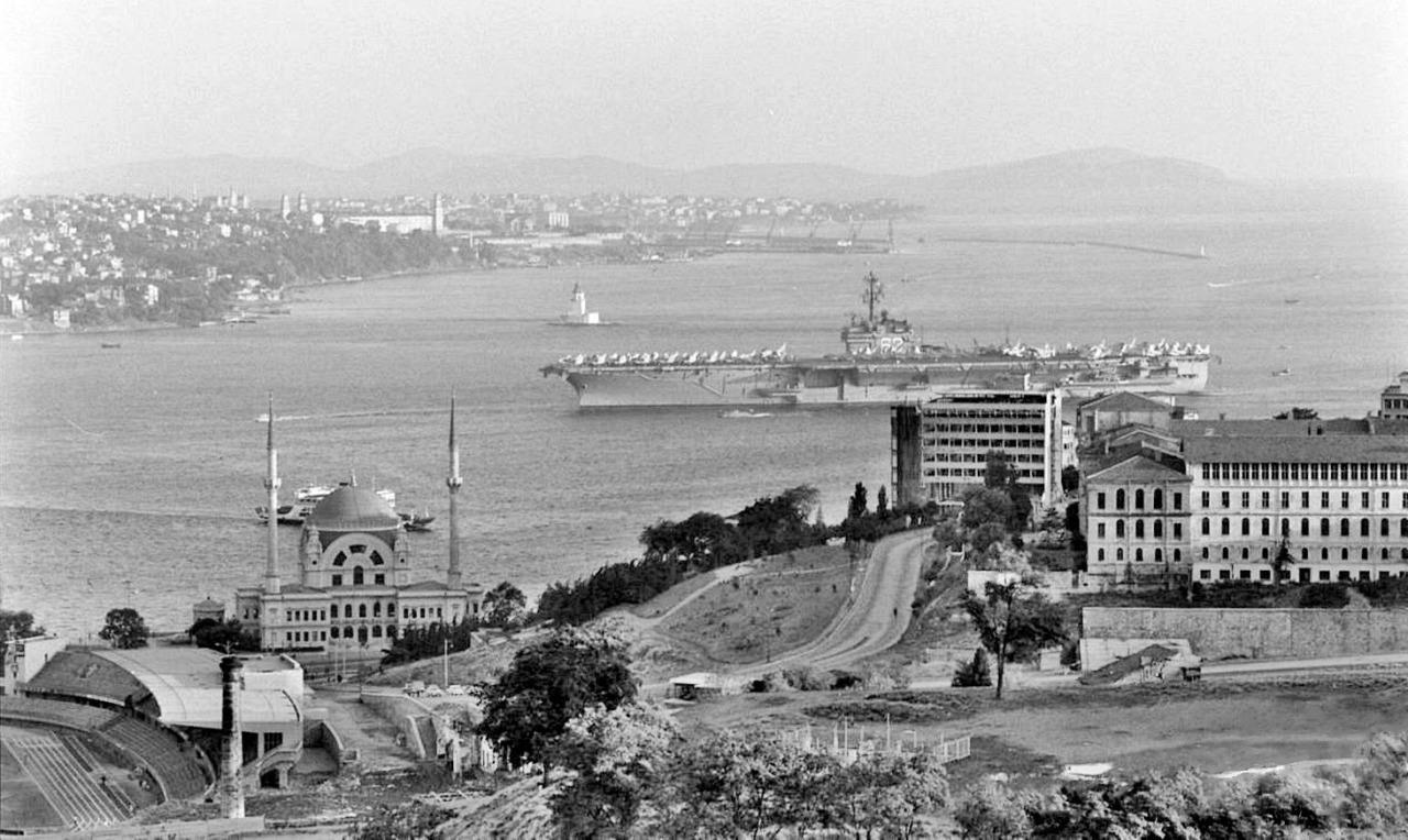 1950`lilerin İstanbul`unda Kısa Bir Yolculuk