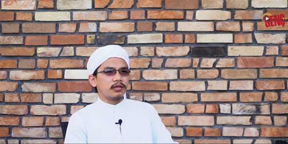 Filipinli Angelo: Müslümansan Vazifen Büyük!