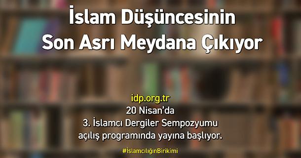 İslamcı Dergiler Projesi