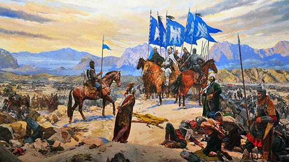 Sultan Alparslan Diyarına Yolculuk