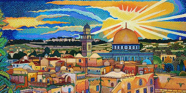 Haydi, Kudüs`e Kulak Verelim!