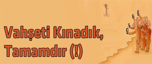 Vah�eti K�nad�k, Tamamd�r (!)