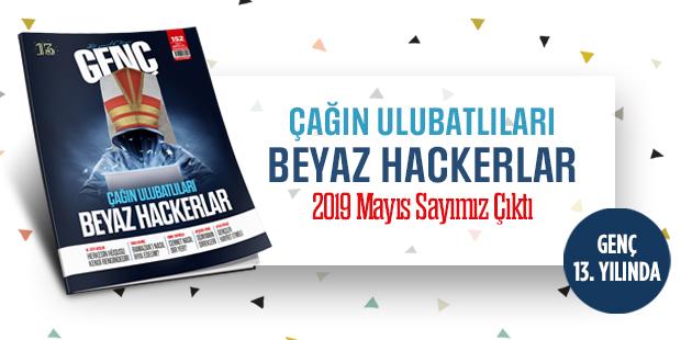 GENÇ Dergisi Çıktı:
