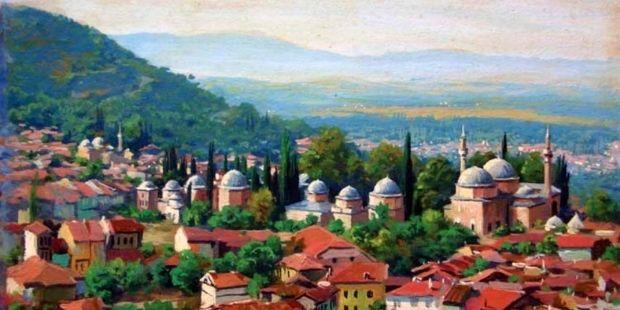 Yeşil Camii`yi Sevmek